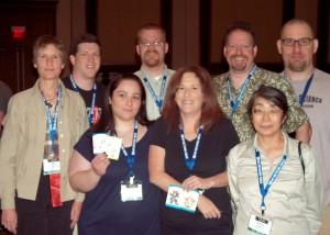 Members of CTEG at TAM7